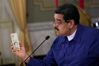 Inflation-hit Venezuela to remove 5 zeros from currency in bid to stabilize economy