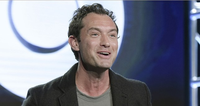 In this Jan. 14, 2017 file photo, Jude Law attends the The Young Pope panel at the HBO portion of the 2017 Winter Television Critics Association press tour in Pasadena, Calif. (AP Photo)