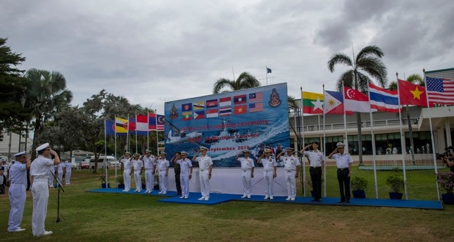 US, ASEAN countries hold first joint naval exercises - Daily
