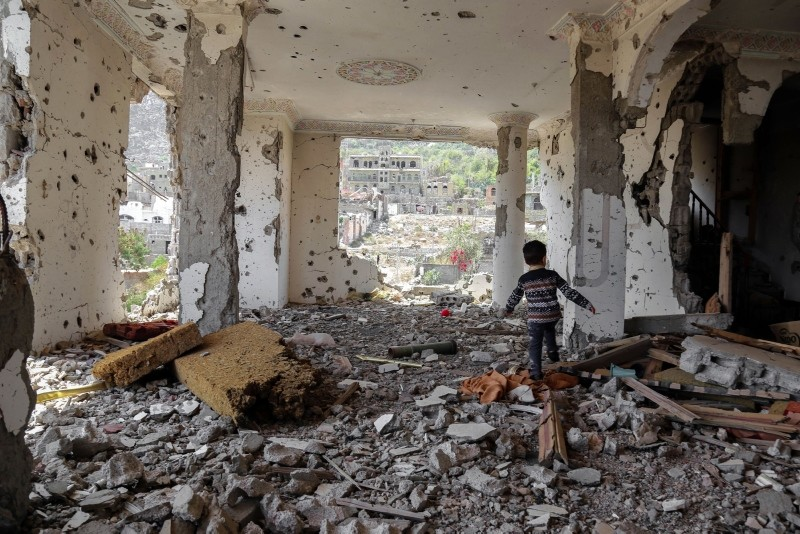 New bout of heavy fighting in Yemen kills more than 85 people