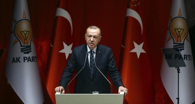 Цель Турции в Сирии – борьба с терроризмом — Эрдоган