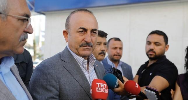 تشاوش أوغلو: هدفنا وقف الهجمات على إدلب ونبذل جهوداً حثيثة لذلك