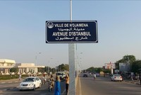 Chad renames US Embassy's avenue after Istanbul