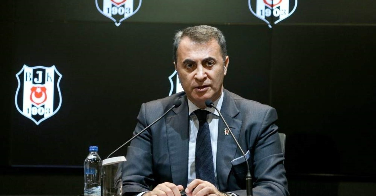 Fikret Orman announced his resignation earlier this month after seven and a half years as club chairman. (AA Photo)