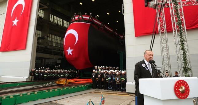 Turkey will continue to protect interests in Eastern Mediterranean, Erdoğan says