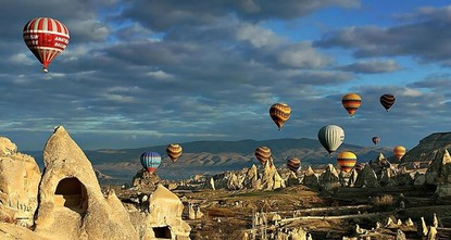 Discover Turkey up above with new hot air balloon destinations
