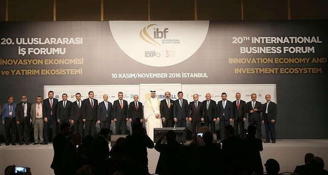 انطلاق فعاليات منتدى الأعمال الدولي لـ موسياد في إسطنبول