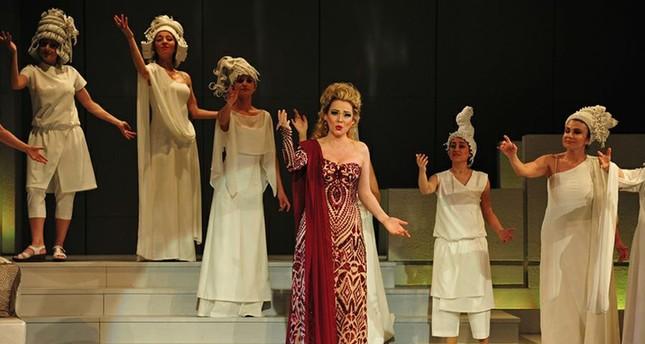 'La Belle Helene' comes to Kadıköy stage