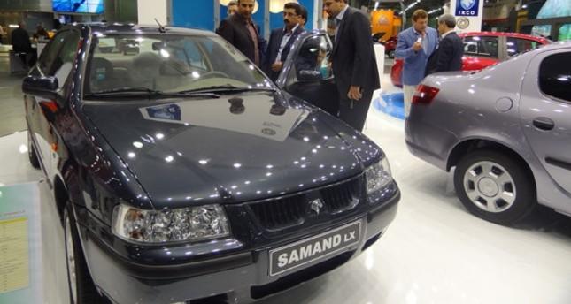 شركة إيران خودرو كومباني في معرض موسكو للسيارات عن الشركة
