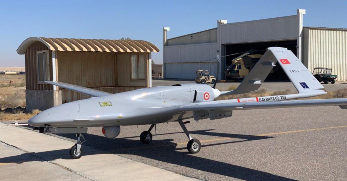 The Bayraktar TB2 is one of the world's best-armed UAVs, considering its capabilities and performance in Turkey's counterterror operations.
