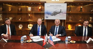 Turkey's TAI signs 10-year deal with Sikorsky