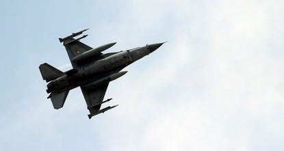 Turkey hits PKK targets in Iraq's Sinjar ahead of Syria op