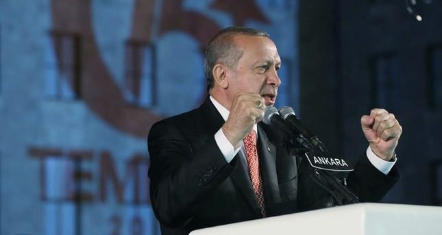 Präsident Erdoğan drängt internationale Gemeinschaft zur Lösung des Al-Aqsa-Konflikts