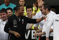 Lewis Hamilton seeks another win at US Grand Prix