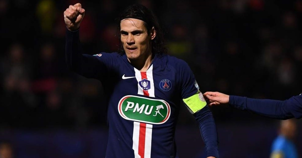 Psg Says Cavani Wants To Leave For Atletico Madrid Daily Sabah