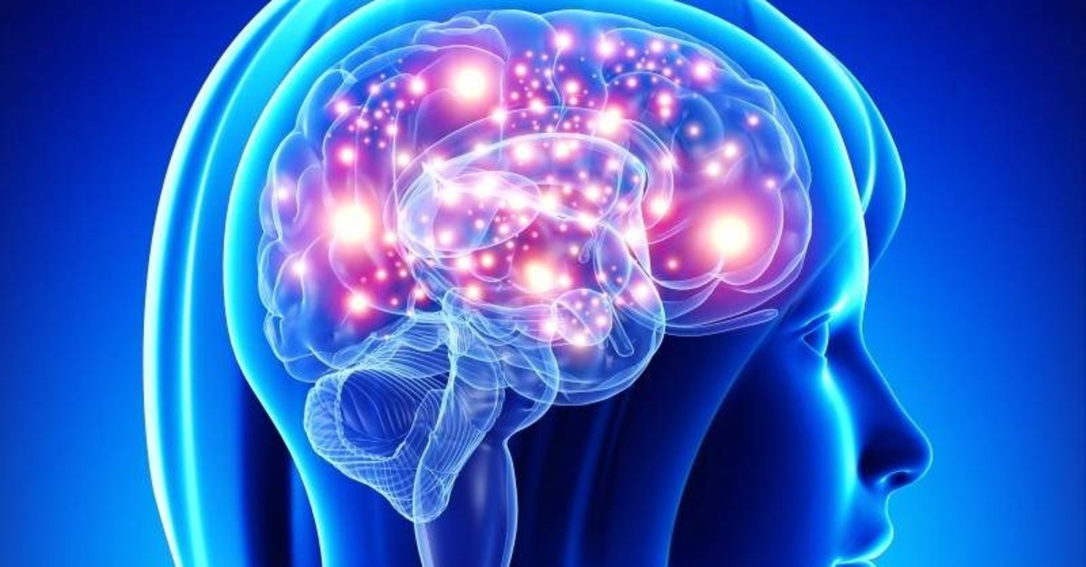 Illustration of an active brain. (FILE PHOTO)
