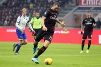 Milan draws 0-0 against Sampdoria in Ibrahimovic's return