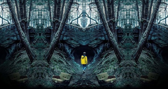 Dark is a supernatural drama series focusing on the theme of time travel.