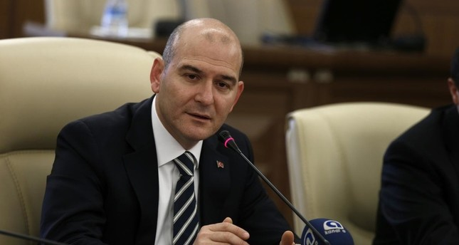 استقالة وزير الداخلية التركي وتعيين وزير العمل والضمان الاجتماعي في منصبه