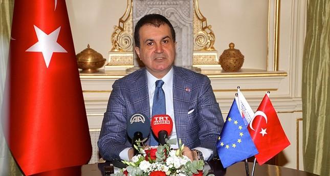 وزير تركي: اتفاق اللاجئين المبرم مع أوروبا جنّبها الوقوع في أزمة كبيرة
