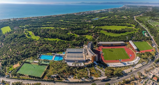 Often called Turkey's tourism capital, Antalya has become a center for international sports clubs thanks to investments made in new facilities and infrastructure.