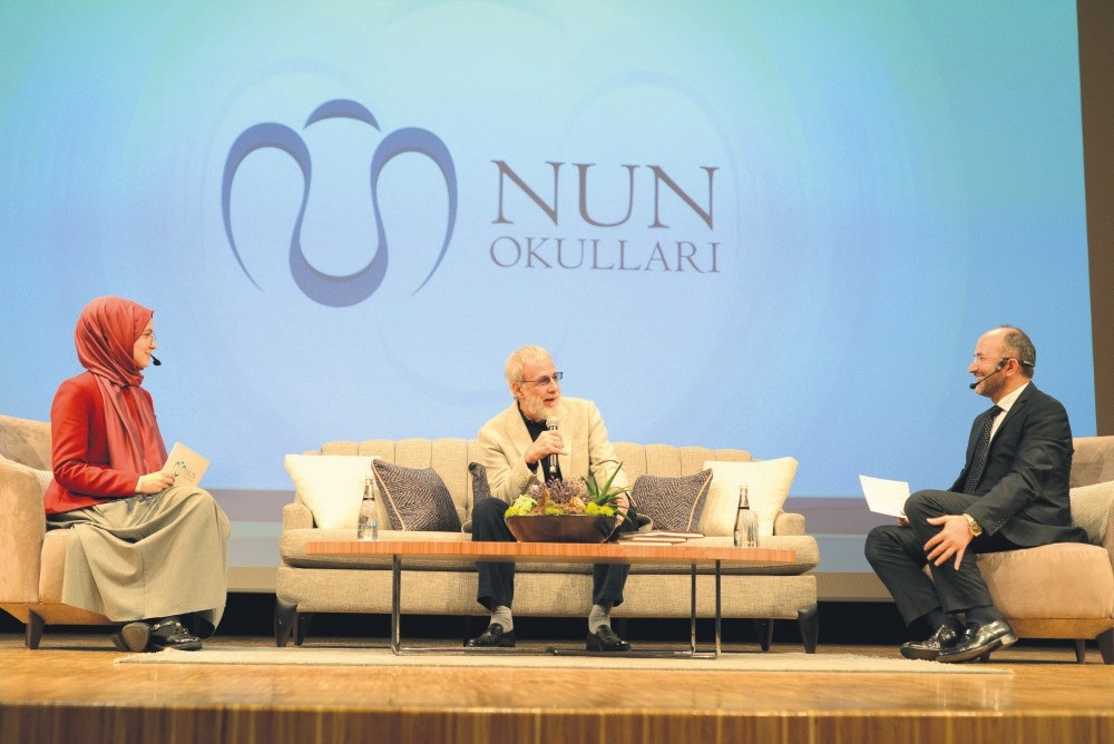 Yusuf Islam talks about education, Muslims' 'lost role' in