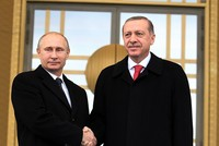 Erdoğan, Putin agree to meet in person in first phone call after jet crisis