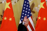 Trump threatens China with fresh tariffs on another $267B worth of imports