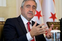 Akıncı: 'Two separate state' solution possible if no political one reached