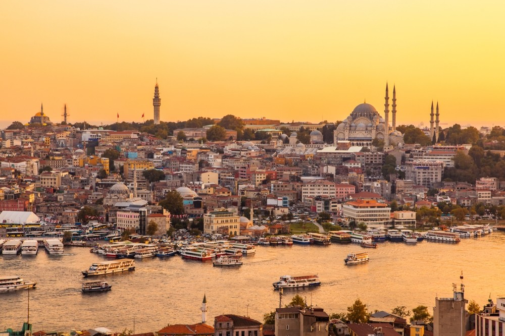 There are numerous theories about where the name u201cGolden Hornu201d derived from but no matter what inspired its name, watching the sun setting over the Golden Horn is a must do in Istanbul