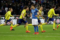 Misfiring Italy fail to reach World Cup for first time since 1958