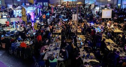 """Hackerkongress in Leipzig gestartet: """"Tuwat!"""""""