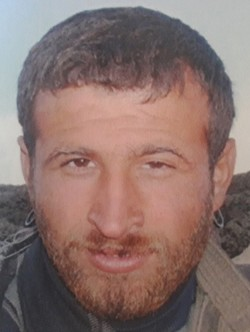 PKK terrorist Ferit Polat (AA Photo)