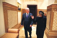 Netanyahu visits Oman with eyes on Iran, not Palestine