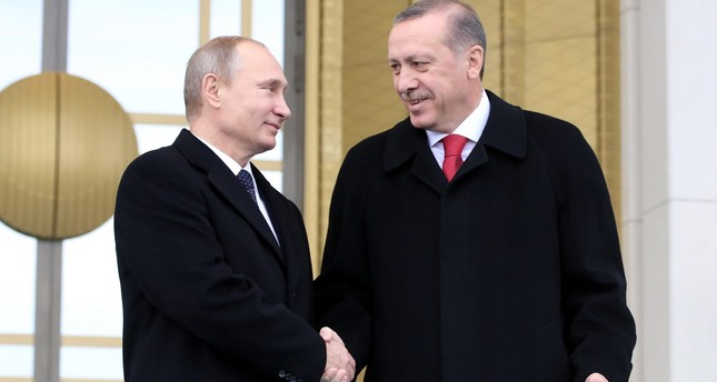 Putin, Erdoğan meeting to focus on restoring ties between Turkey-Russia: Kremlin
