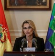 Bolivia's Anez recognizes Guaido as Venezuelan president