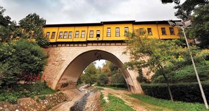 Irgandı: Artistic Bazaar Bridge of Bursa