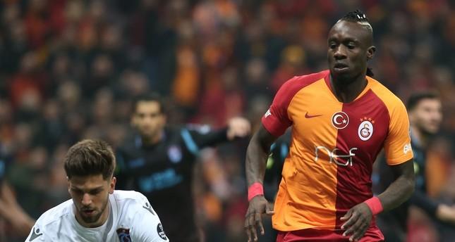 Galatasaray's Diagne