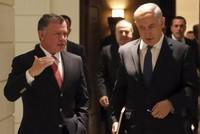 Israel's Netanyahu, Jordanian King Abdullah II meet after months of strained ties