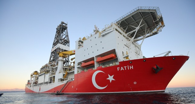 Fatih began drilling second well in the Eastern Mediterranean on Friday and will continue its oeprations in the west of Cyrpus island until Sept. 3.