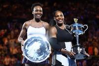 A jubilant Serena Williams said it was