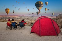 Camping on top of the world: The best winter campgrounds in Turkey