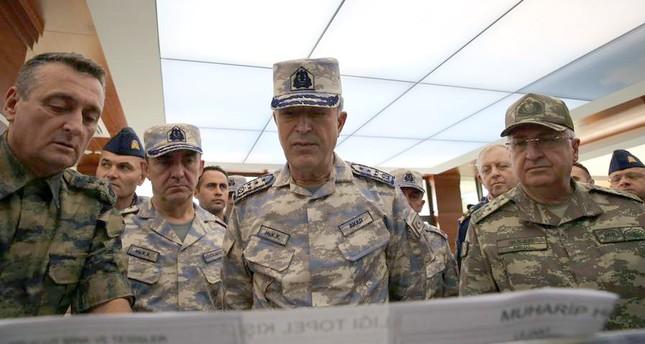 أكار وقائد بالناتو يبحثان خارطة طريق منبج