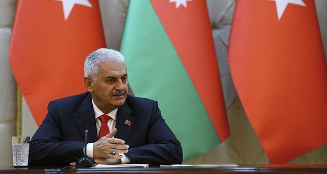 PM Yıldırım says Germany signed 'historic falsehood', issue should be left to historians