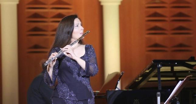 Virtuoso flutist to perform in Palestine