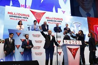 Bahçeli re-elected as MHP leader, vows to strengthen People's Alliance