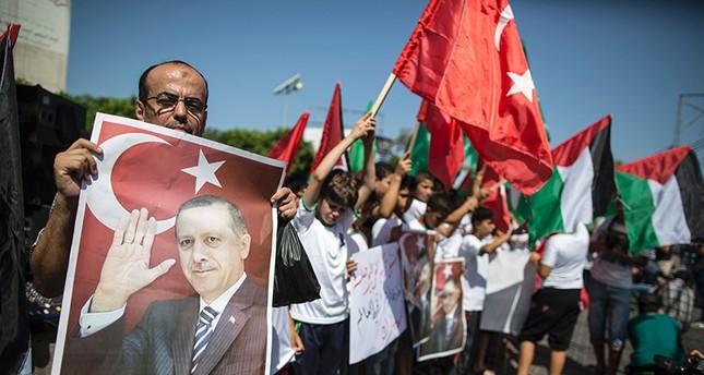 حماس تثمّن رفض أردوغان وصفها بـالإرهابية