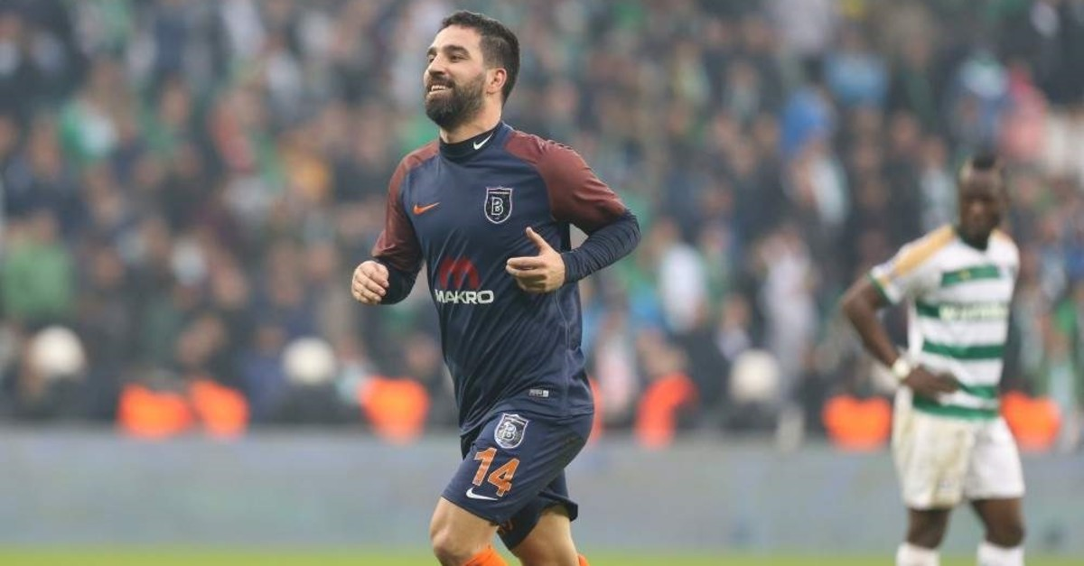 Once the rising star in Turkish football, Turan lost favor after several scandals over the years. (AA Photo)
