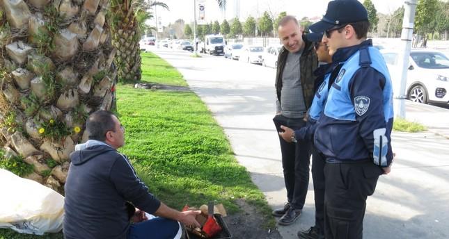 ضابطة البلدية تراقب تطبيق الحظر على الشواء في الحدائق DHA