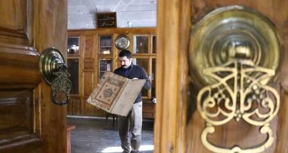 مكتبة راشد أفندي.. تحفة تراثية عثمانية عمرها 223 عاماً